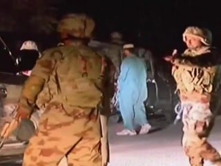 Dozens Killed at Police Training Center in Pakistan