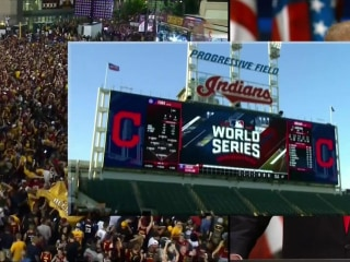 Cleveland Braces for World Series in Banner Year for Ohio City