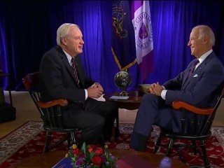 VP Biden on Donald Trump and U.S. democracy