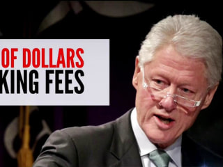 Bill Clinton Made Millions Through Charitable Foundation, Memo Shows