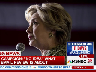 Trump campaign, Paul Ryan react to Clinton email investigation