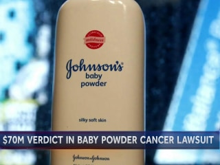 Johnson and Johnson Pays 70 Million For Baby Powder Cancer Link