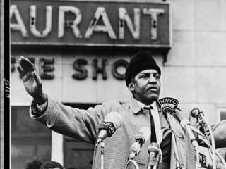 Flashback: Civil Rights Activist Bayard Rustin