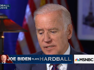 Biden: You can't play with democracy
