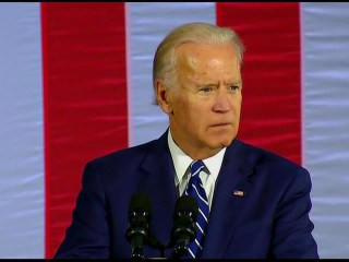 Biden: I Wish I Could Take Trump Behind the High School Gym