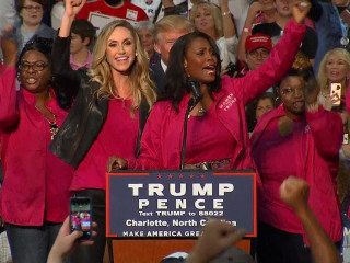'Women For Trump' Stand By Their Man