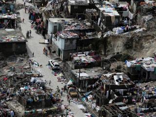 Haiti Facing Second Cholera Epidemic in Five Years