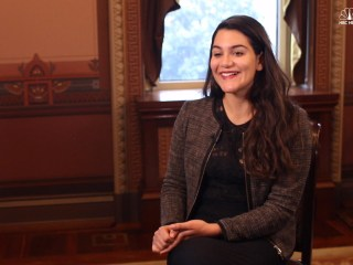 Young Latinos of the Obama Administration: Meet Valentina Pereda