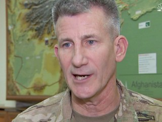 US General: ISIS Trying Establish Caliphate in Afghanistan