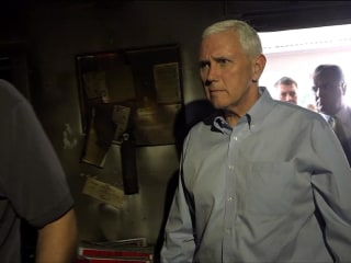 Pence on GOP Office Bombing: This Is an Act of Political Terrorism