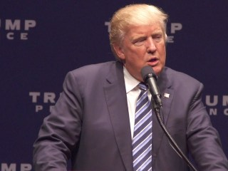 Trump: I Attended Hotel Opening 'To Be There For My Children'