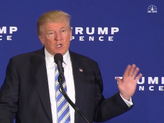 Donald Trump Says He'll Sue All of His Accusers After the Election