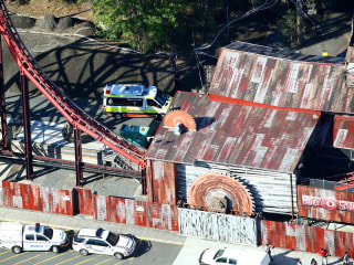 Kids Survive Deadly Theme Park Ride Accident: Police