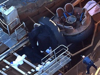 Four Killed on Theme Park Ride