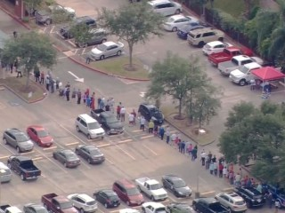 Early Voting Sets New Record in Texas