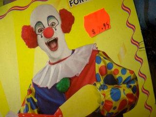 Goodwill Pulls Clown Costumes