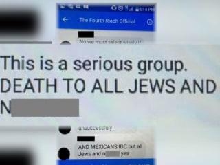 Neo-Nazi Facebook Posts Rattle Prep School