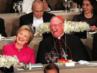Highlights of Trump, Clinton at Al Smith dinner: Jaw-dropping moments, boos, and laughs