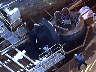 Busch Gardens Closes Ride After Deaths at Australia Theme Park