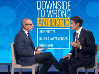Sore throat, ear or sinus infection? You may be getting the wrong antibiotics