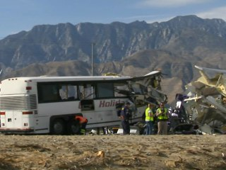Speed, Fatigue Eyed After Casino Bus Crash Kills 13