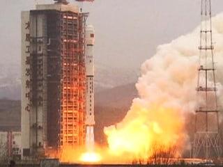 China Focusing Efforts on Space Program