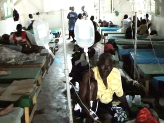 Haiti Struggles to Contain Spread of Cholera