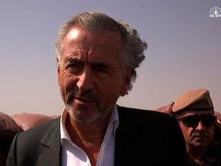 Bernard-Henri Levy: ISIS Are 'Good Terrorists But Bad Fighters'