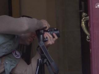 Forensics Police Examine Kardashian Crime Scene