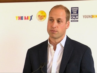 British Royals Mark World Mental Health Day