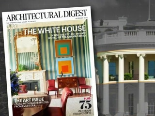 A Rare Glimpse of Where First Family Lives at White House