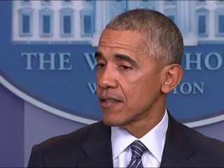 Obama: 'Healthy' for Dems to Go Through Reflection