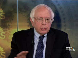 Sanders: There Must Be 'No Compromise on Bigotry'
