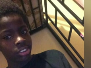 Black Teen's Alleged Killer Calls Victim 'Piece of Trash'