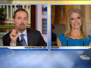 Conway on Trump's Cuba Policy, Conflicts of Interest and Call with Obama