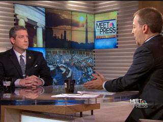 Rep. Ryan: Democrats Becoming a 'Coastal Party'