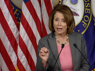 Pelosi Stresses Inclusion, Innovation in Blue Collar Job Agenda