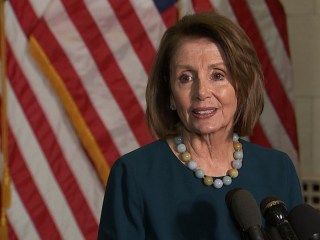 Pelosi Speaks After Re-Election: Dems Will Work 'To Put Forth Our Values'