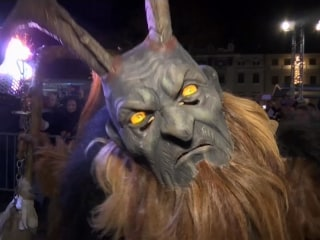 This Festival is Austria's Nightmare Before Christmas