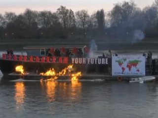 $6 Million in Punk Memorabilia Burned in Protest