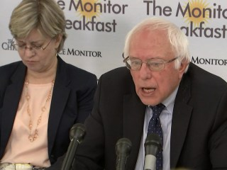 Sanders Disputes Notion That His Campaign Contributed to Clinton's Loss