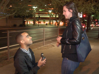 TV Station Helps Arizona Man With Surprise Proposal