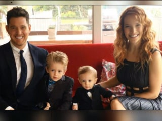 Michael Buble 'Broken' After Son's Cancer Diagnosis