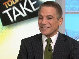 See Tony Danza's Sweet Reunion With His 'Who's the Boss?' Co-Stars