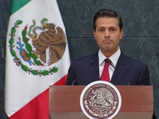 Mexican President to Meet with Trump