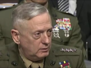 Ex-officer: Mattis left 'my men to die' in Afghanistan