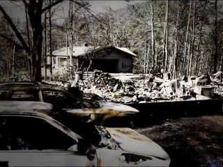 Tennessee Wildfires: At Least 13 Dead, 1,000 Structures Damaged