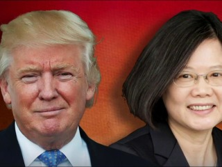 Donald Trump defends his call with Taiwan's president: She 'called me'