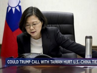 Could Trump Call With Taiwan Hurt U.S.-China Relationship?