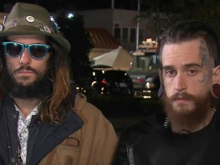 Oakland fire survivors describe narrowly escaping inferno